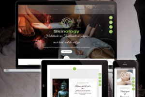 Website CMS Skinology