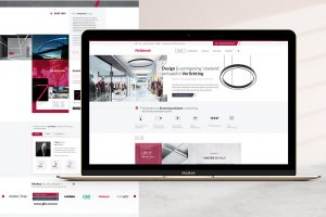 WordPress webtemplate design Metalmek