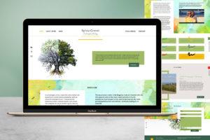 Website CMS Sylvia Grevel